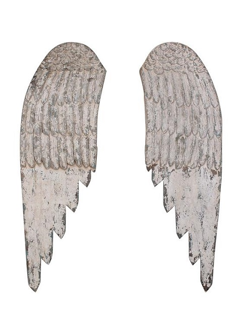 Large Angel Wings - set of two