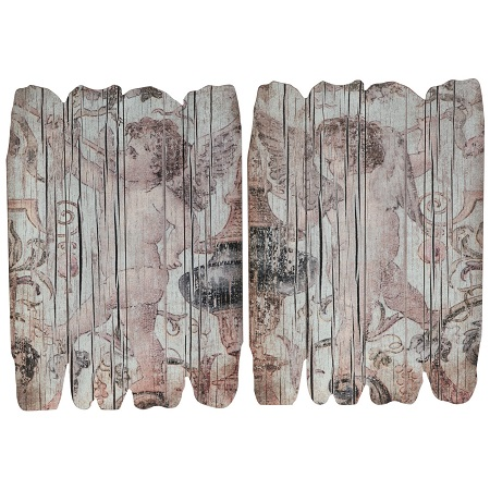 Cherubs Wall Art II -  Set of Two