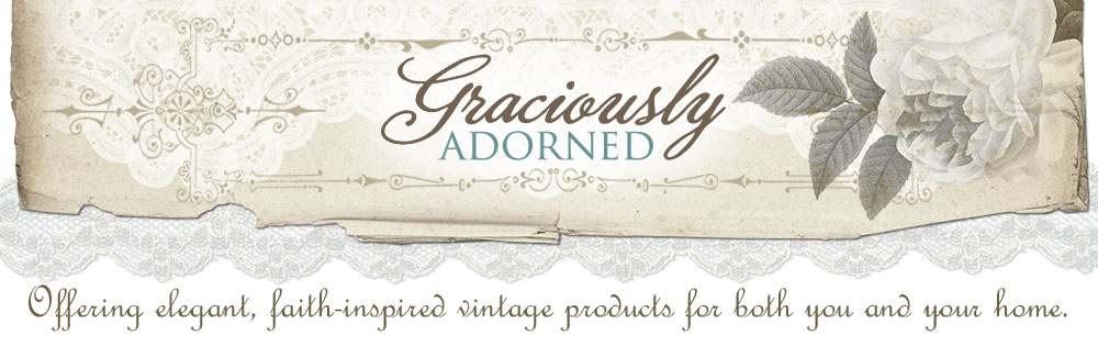 Graciously Adorned