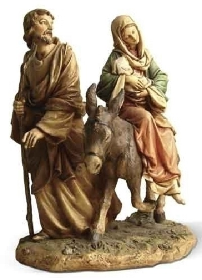 Flight Into Egypt Figure