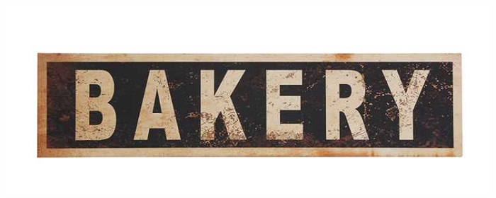 Antique Kitchen Wall Signs