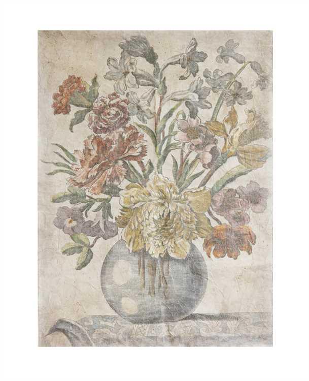 Brand New - Vintage Floral