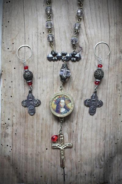 Ava' Maria Necklace - Originally $45, Now $30.