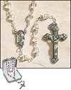 Tears of Mary Rosary - Crystal