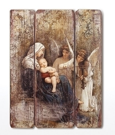 "Song of the Angels Wall Art - 26"" H"