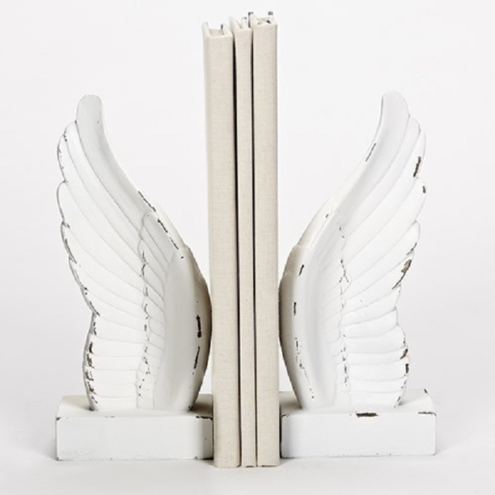 Wing Bookends - Set of Two
